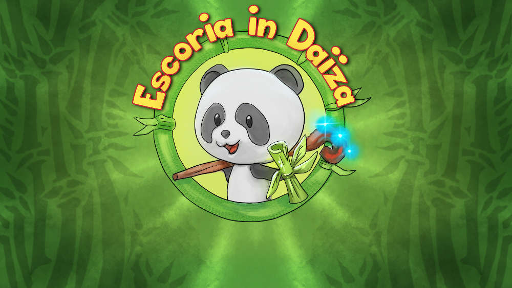 Escoria in daiza